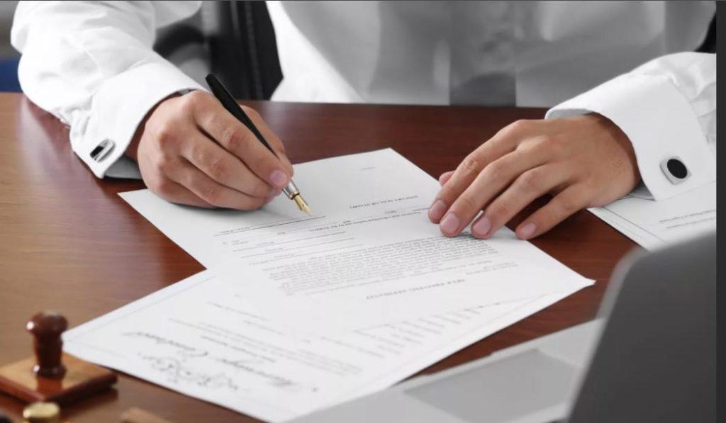 Договор самозанятого и юридического лица